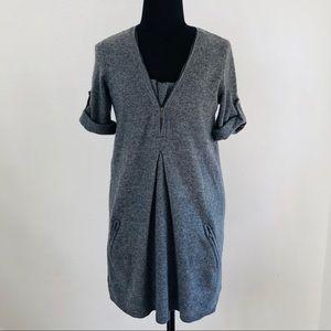 BCBG MaxAzria wool dress